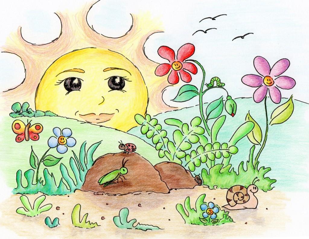 Die Sonne Gudrun - Streit um das Wetter (Copyright: Susanne Auschill)